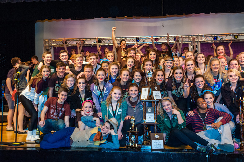 Shelbyville Competition 2014