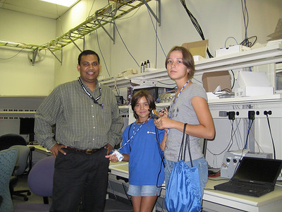 Take your child to work day - 2007