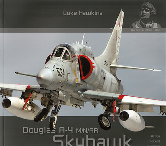 Aircraft in Detail 014 - Douglas A-4 Skyhawk