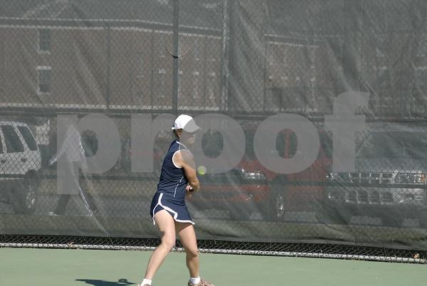 Women's Tennis Feb. 21,2009