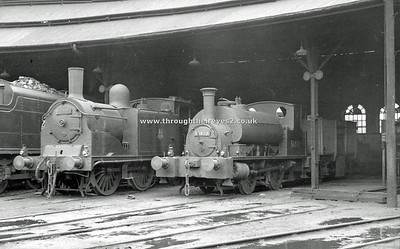 Drummond (and later by McIntosh) Caledonian 264 & 611 class 0-4-0 saddle tank 'Caledonian Pugs'
