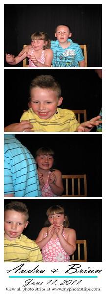Audra & Brian (6-11-2011)