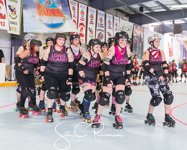 Cape Fear Black Haarts vs Rock-A-Betty Bruisers
