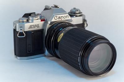 Canon AV-1, 1979