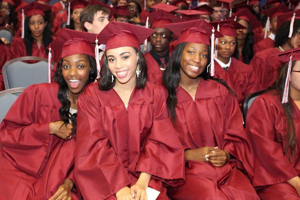 2014 Timberview High School Graduation