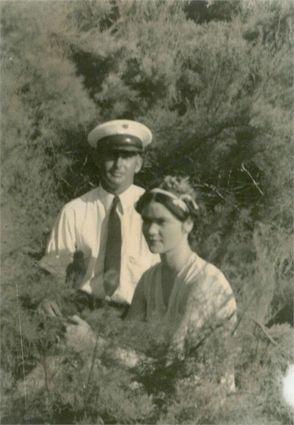 Myron and Mamie (Lindsey) Fox