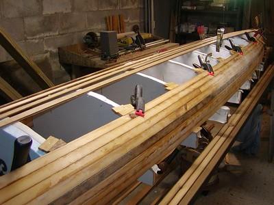 Kayak Construction