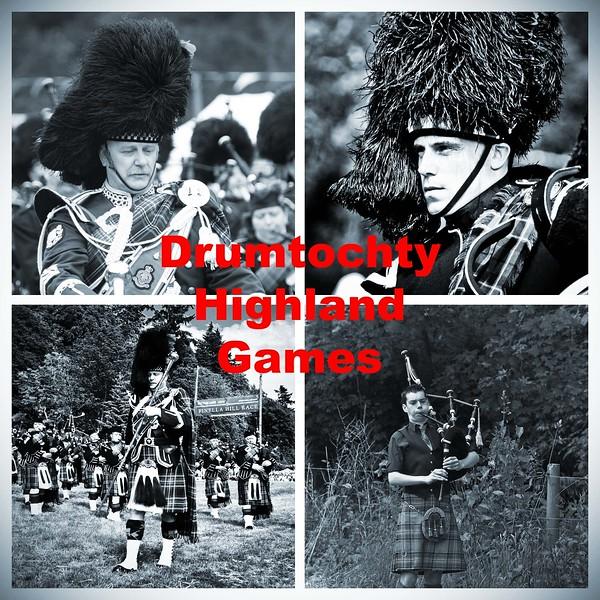 Drumtochty Highland Games