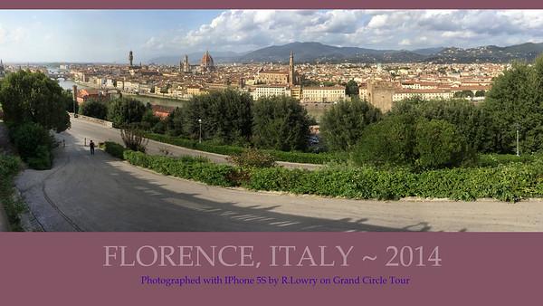 Italy ~ Tuscany & Amalfi 2014