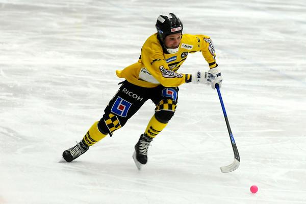 Annandagsbandy i Örebro