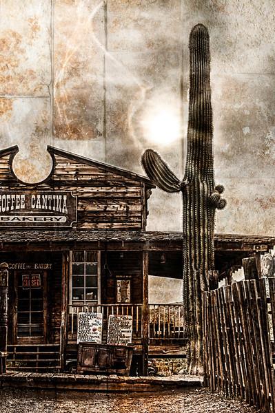 Old Tyme Desert Sun