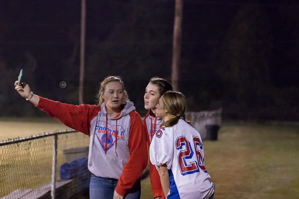 HHA vs StJohns football 11-11-16