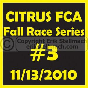 2010.11.13 Citrus FCA Fall Race #3
