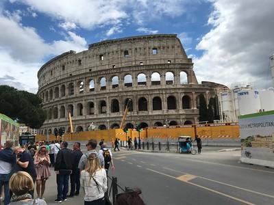 Rome & London 2019