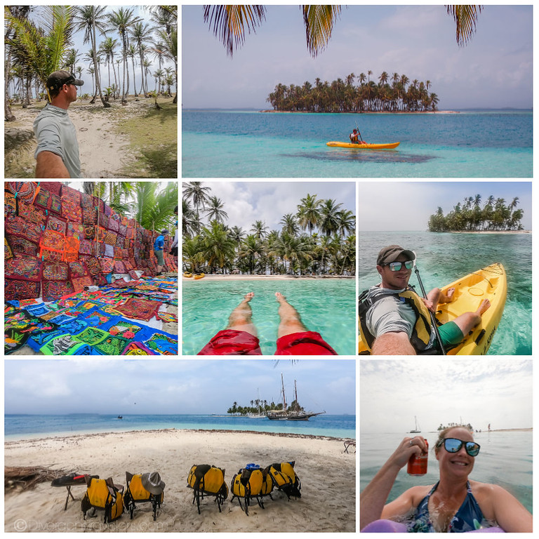 San Blas Islands - Panama Cruise