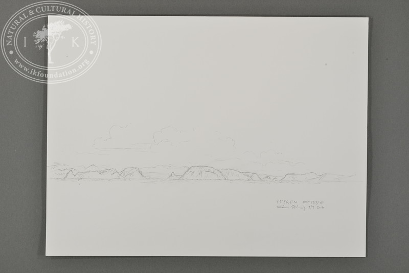 79°56,6'N 13,3'E , Svalbard | 9.9.2016. | Måns Sjöberg.