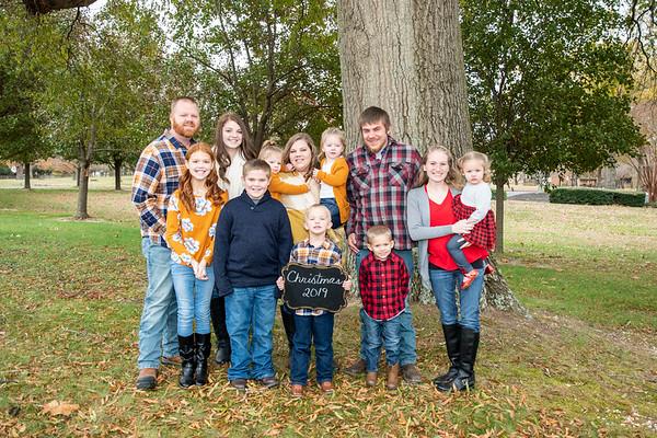 Copsey & Hammett Family