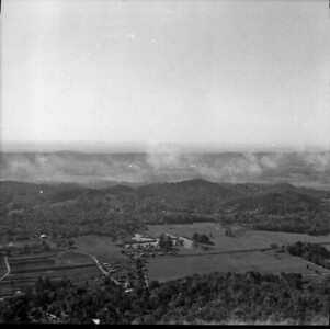 Down below is where Chattanooga is today but back then mostly countryside.
