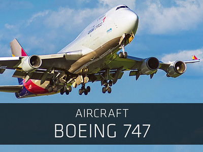 Aircraft – Boeing 747