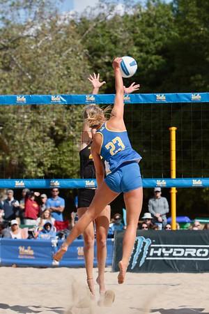 UCLA vs Az State Womans Beach VB Game Mar. 7, 2020 (Album 2)