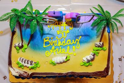 Ariel's 50th Birthday