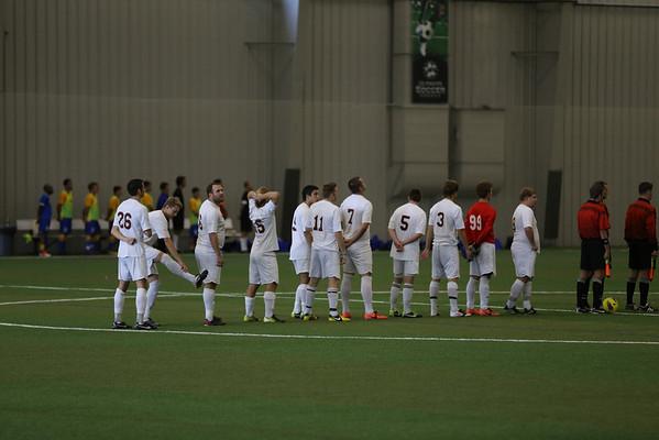 Men's Soccer vs Madonna University Oct. 14, 2013