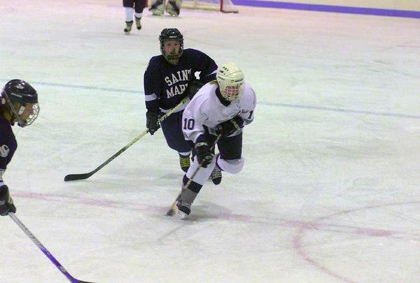 Hill New Hockey Rink