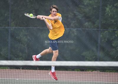 Boys Tennis: Millbrook vs. Loudoun County 5.13.15