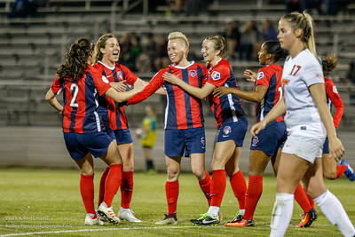 Washington Spirit v Virginia Tech (6 April 2019)