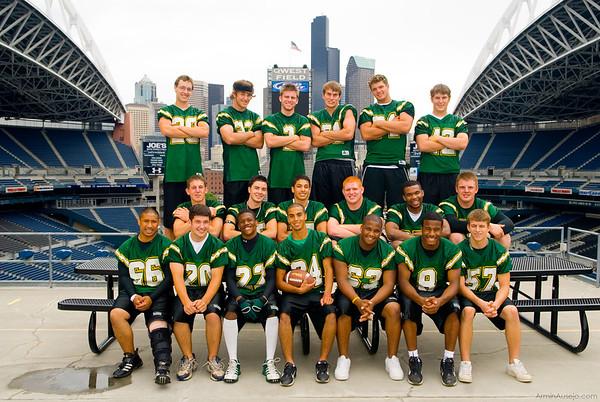 Kentridge High School Football 2007-2008