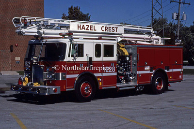 Hazel Crest Fire Department