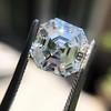 3.30ct Vintage Asscher Cit Diamond GIA J VS1 9