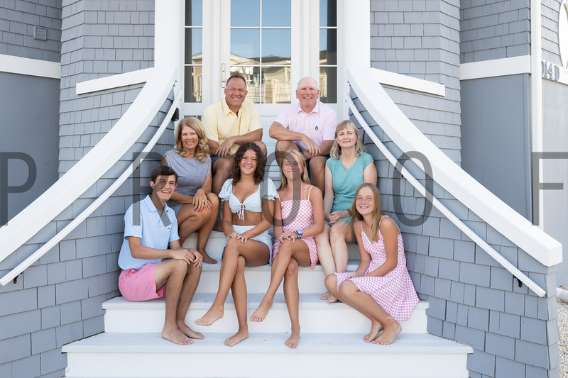 Davey Family Beach Portraits 2021