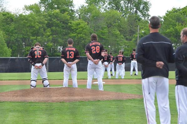 GC Baseball vs Eureka