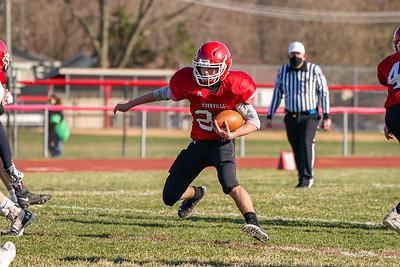 2021 Yorkville Freshman vs Oswego East 040121