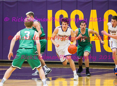 Woodinville vs. Issaquah Boys Basketball