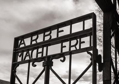 Monday - Dachau