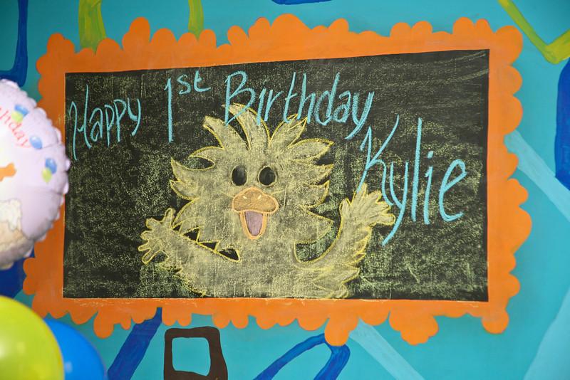 Kylie's First Birthday
