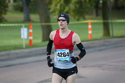 Twin Cities Marathon 2013 Mile 12