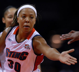 7/1/06 - WNBA: Charlotte Sting vs Sacramento Monarchs