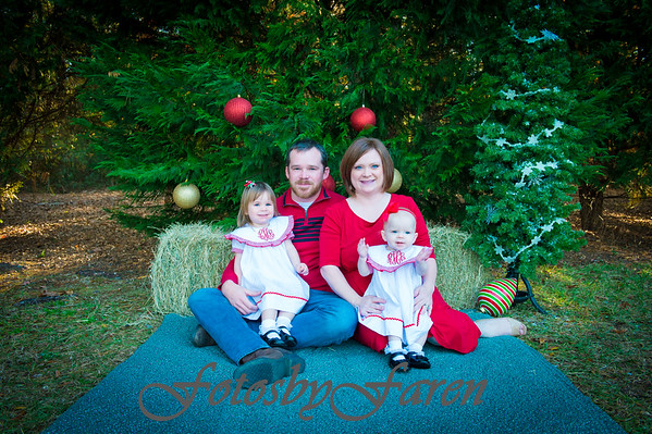 Hilley Family Christmas 2016