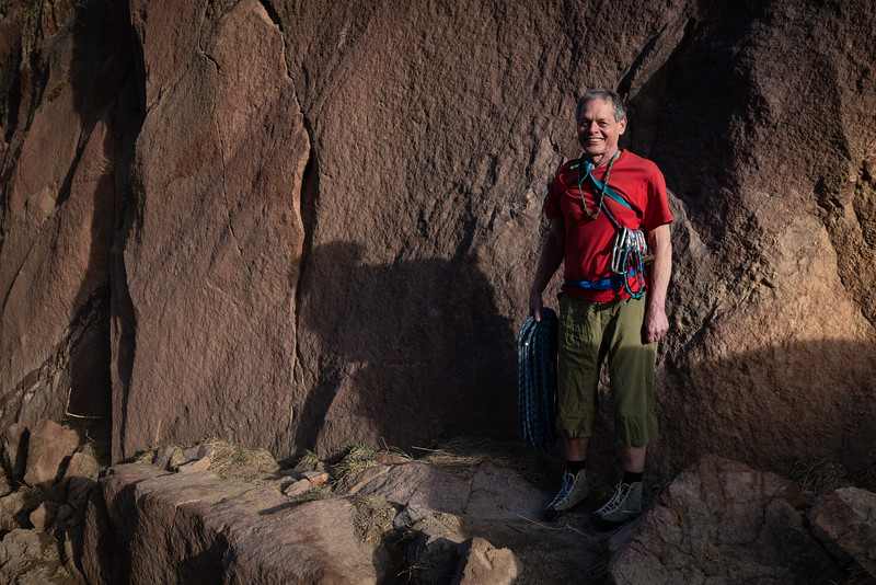 Jim Erickson | Climbing Magazine