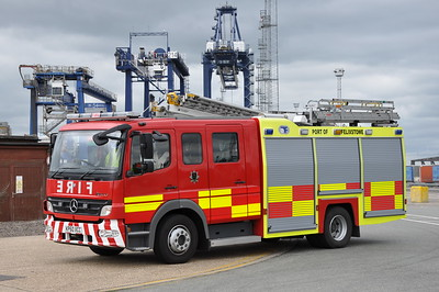 Port of Felixstowe Fire & Ambulance Service