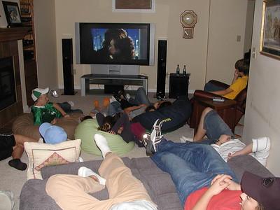 GOYA Movie Night - November 5, 2005