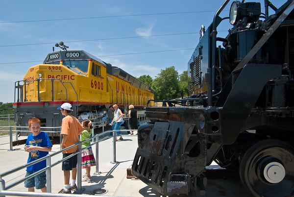 Railroad Days 2007 - Lauritzen Gardens
