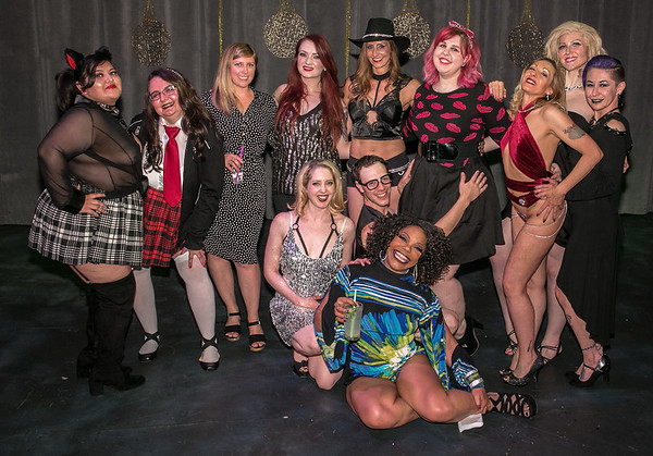 An Evening with the Boss of Burlesque!