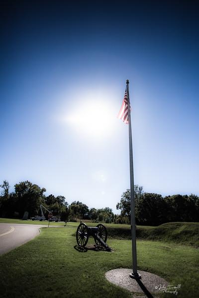 Vicksburgh Military Park 2018