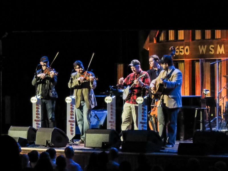 Nashville - Grand Ole Opry - Jesse McReynolds