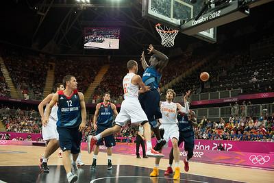 UK-Spain basketball