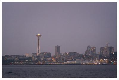 Seattle August 2018